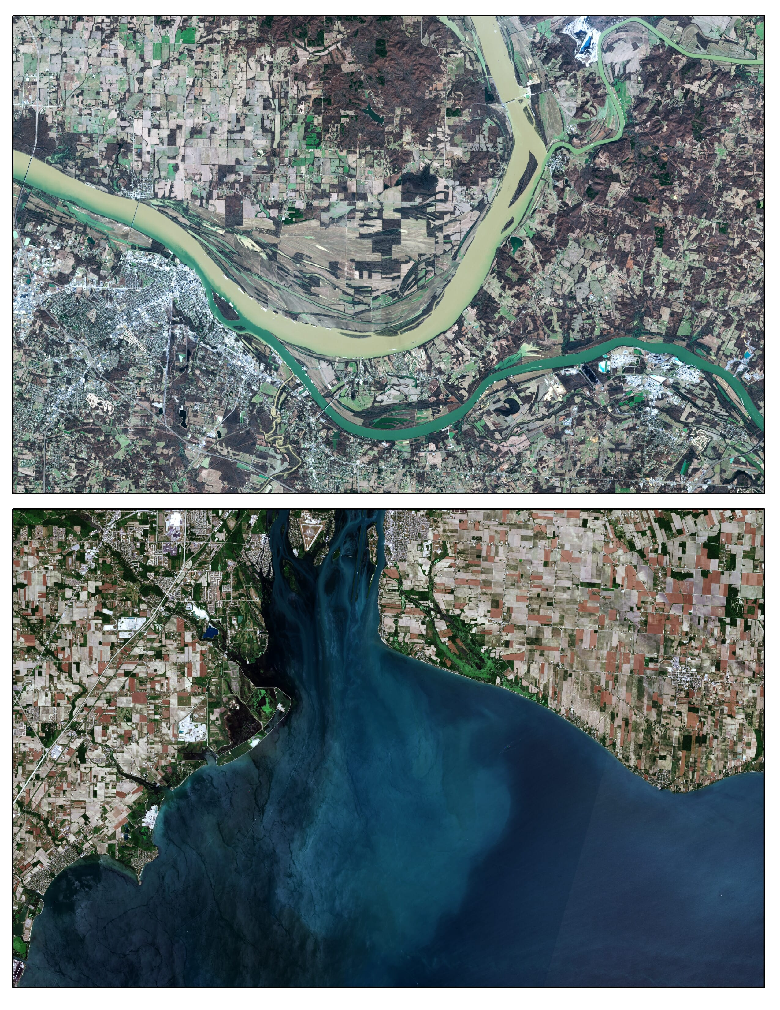 Source: Sentinel 2 satellite, European Space Agency