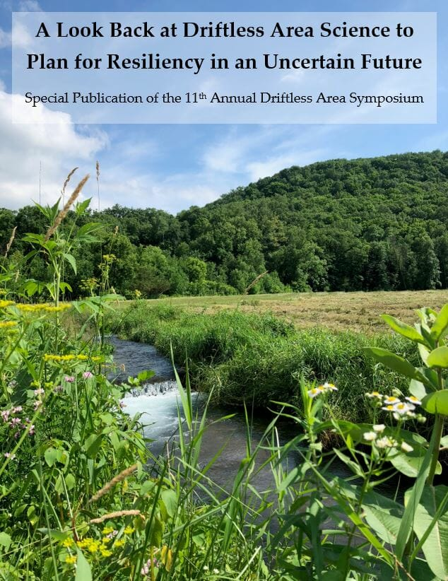 Special Publication of the 11th Annual Driftless Area Symposium